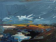A Winter Seascape
