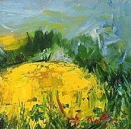 Secret Yellow Field