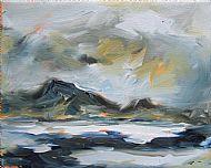 Ochre Cloud, Loch Kishorn