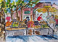 Market, Capestang