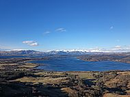 The view from Sguir Mor by Eilidh Orr