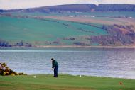 4th Tee Fortrose