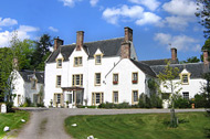 river conon fishing holiday accommodation, ord house hotel
