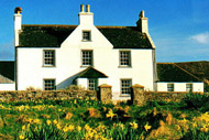 harris fishing holiday accommodation, scarista house hotel