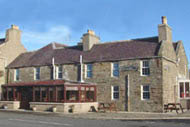 orkney fishing holiday accommodation, smithfield hotel