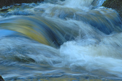 river alness tumbling water