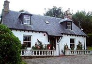 west lodge self-catering, evanton, ross-shire
