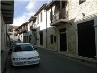 CLASSICAL BUILDINGS IN PANO LEFKARA