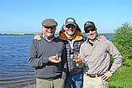 Brent, Stewart & Dave