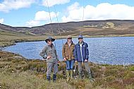 invergordon cruise shore excursion, learn to fly fish