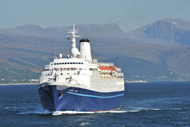 ms marco polo off ullapool