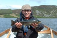 Loch Morie Brown Trout