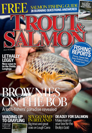 trout & salmon octobwe 2010 cover