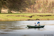 salmon fishing on the river tweed