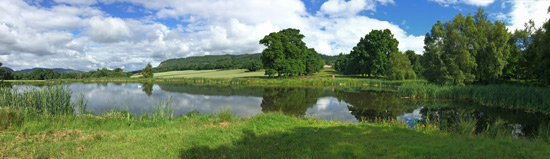 troutquest, fly fishing instruction, brahan estate, river conon, scotland