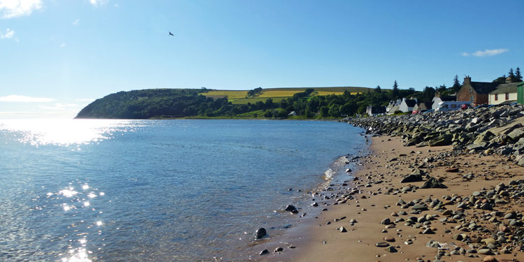 sydney house b&b - cromarty fishertown