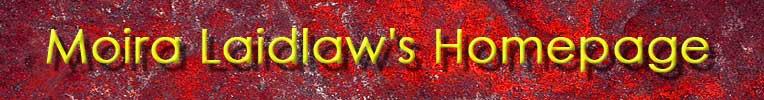 Moira Laidlaw's Homepage