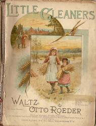 Little Gleaners Waltz by Otto Roeder
