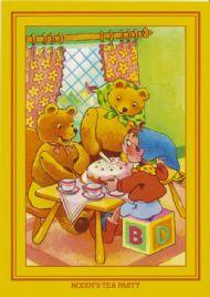 Noddy's Tea Party