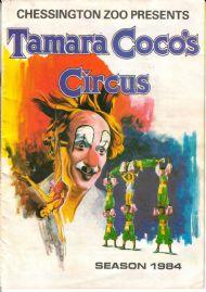 TAMARA COCO'S CIRCUS 1984