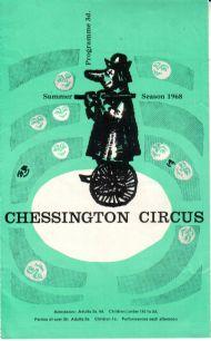 Chessington Circus 1968