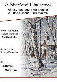 A Shetland Christmas 3 Harps PDF £8