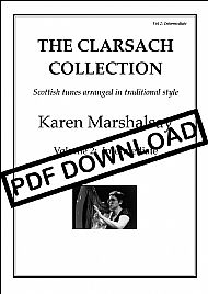 The Clarsach Collection Vol 2 Intermediate PDF £11
