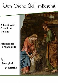 Don Oíche Úd I mBeithil - Harp & Cello PDF £6