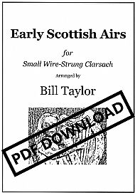 Early Scottish Airs PDF £13