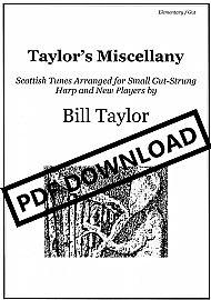 Taylor's Miscellany PDF £11