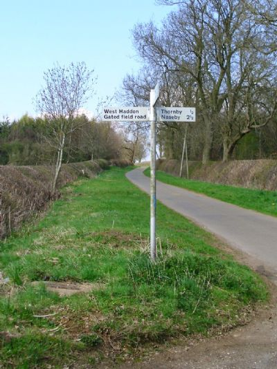 guilsborough road