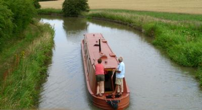 grand union canal near hemplow hills