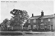 Pump and Cottages, Bridle Lane