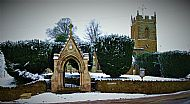 Church and Lych Gate