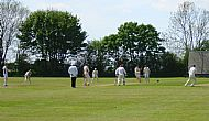Cricket at Cold Ashby