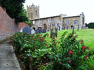 St. Denys Church, Cold Ashby