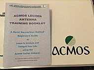 The ACMOS Lecher Antenna Training Booklet including UK postage