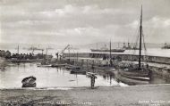 The harbour 1910