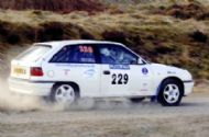 SS1 2006 - First run in the new car!
