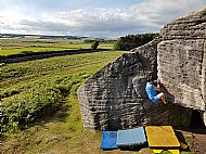 Bouldering sessions