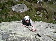 Outdoor climbing taster (6 hour) session: