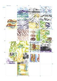 'Sea Shapes' - The Final Print