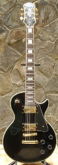 Timo's Epiphone Les Paul