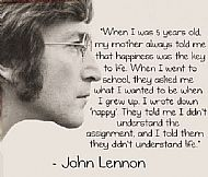 John was right...