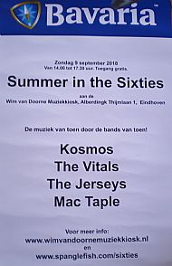 Summer in the Sixties 2018