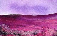 Amethyst hills