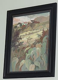 Painting of Penrioch by Janet Johnston