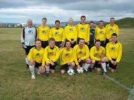 Kirkhill squad for Durness