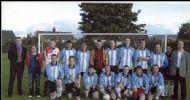 Old team photo