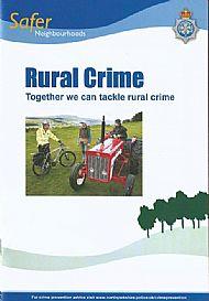 Rural Crime Book